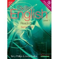 Skills in English Reading Level 1 Teacher's Book