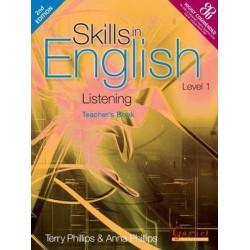 Skills in English Listening Level 1 Teacher's Book
