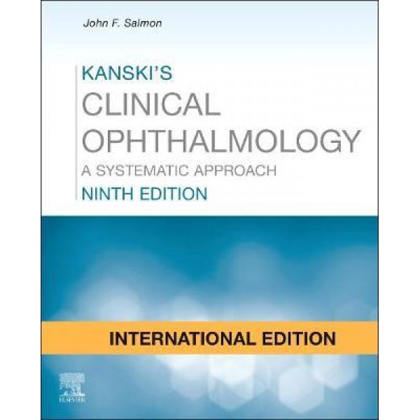 Kanski's Clinical Ophthalmology : A Systematic Approach 9th Edition, Salmon