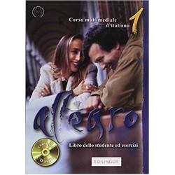 Allegro1 : Libro Dello Studente ed esercizi +CD