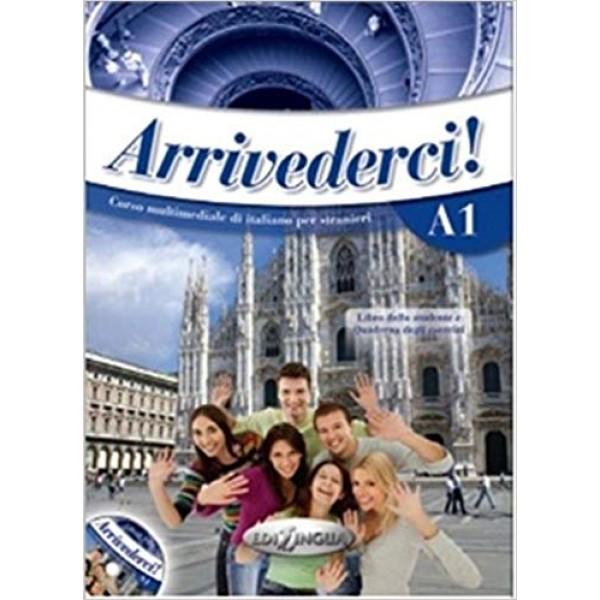 Arrivederci!1: Libro + CD Audio