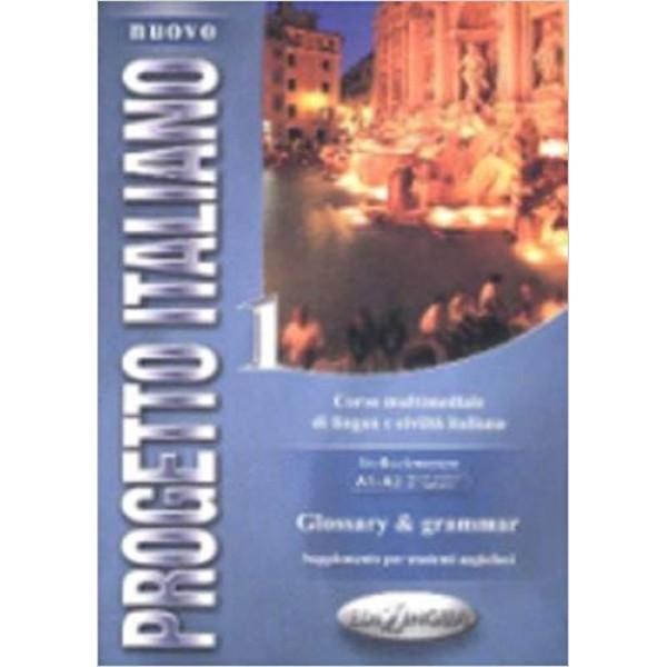 Nuovo Progetto Italiano 1: Glossary and Grammar