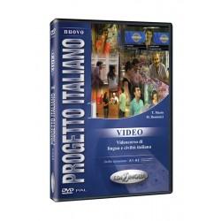 Nuovo Progetto italiano: Video 1/DVD ( A1-A2)