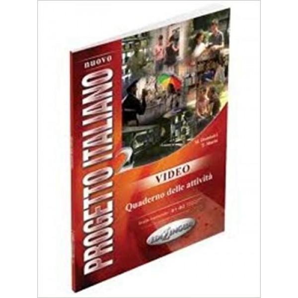 Nuovo Progetto Italiano 2 : Quaderno DI Video DVD (l B1-B2)
