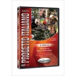 Nuovo Progetto italiano 2: Video DVD (B1-B2)