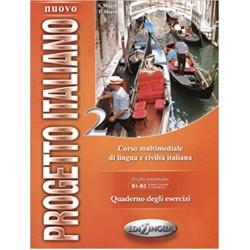 Nuovo Progetto Italiano 2 - Quaderno degli Esercizi (B1-B2)