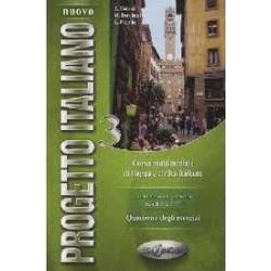 Nuovo Progetto italiano 3 : Quaderno degli esercizi  (B2-C1)