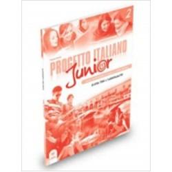Progetto Italiano Junior 2: Guida Per L'Insegnante ( A2)