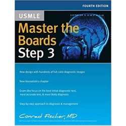 Master the Boards USMLE Step 3 4th Edition, Fischer