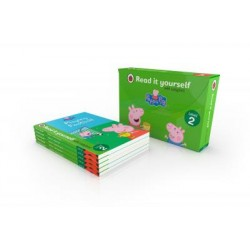 Peppa Pig: Read it yourself with Ladybird Box Set - Level 2