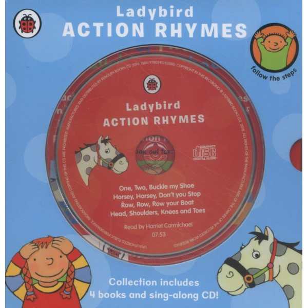 Action Rhymes Collection
