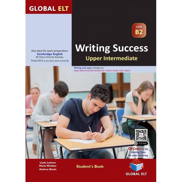 Writing Success CEFR Level B2