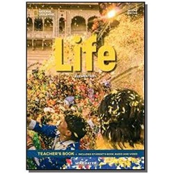 Life Elementary Teacher's Book and Class Audio CD and DVD ROM