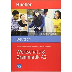 Deutsch uben: Wortschatz und Grammatik A2