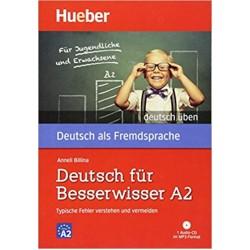 Deutsch uben: Deutsch Fur Besserwisser A2