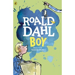 Boy: Tales of Childhood, Dahl