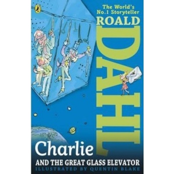 Charlie And The Great Glass Elevator, Dahl