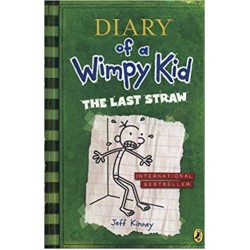 Diary of a Wimpy a Kid - The Last Straw, Jeff Kinney