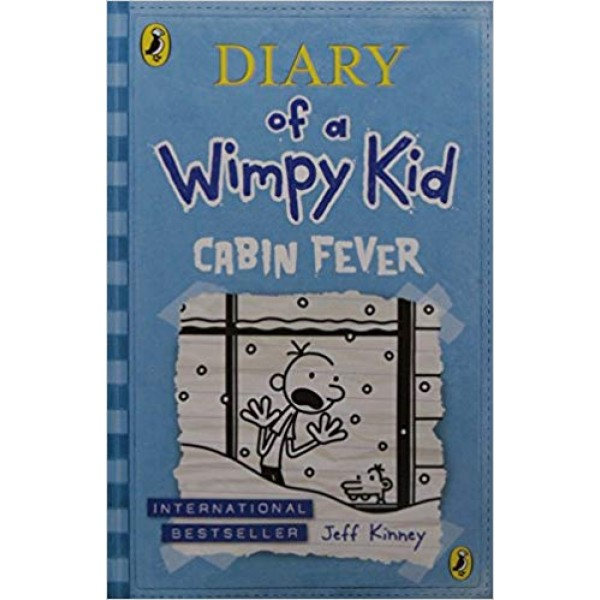 Diary of a Wimpy Kid: Cabin Fever (Book 6), Kinney