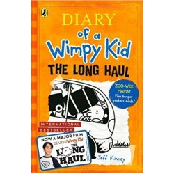 Diary of a Wimpy Kid: The Long Haul (Book 9), Kinney