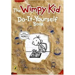 Diary of a Wimpy Kid: Do-It-Yourself Book, Kinney