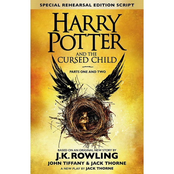 Harry Potter and The Cursed Child (Hardcover ), J.K. Rowling