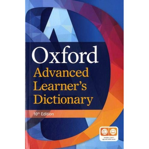 Oxford Advanced Learner's Dictionary: Paperback