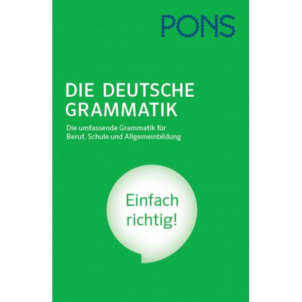 PONS Die deutsche Grammatik
