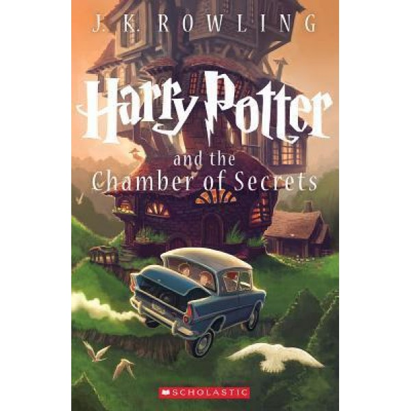 Harry Potter and the Chamber of Secrets (Book 2),  Rowling