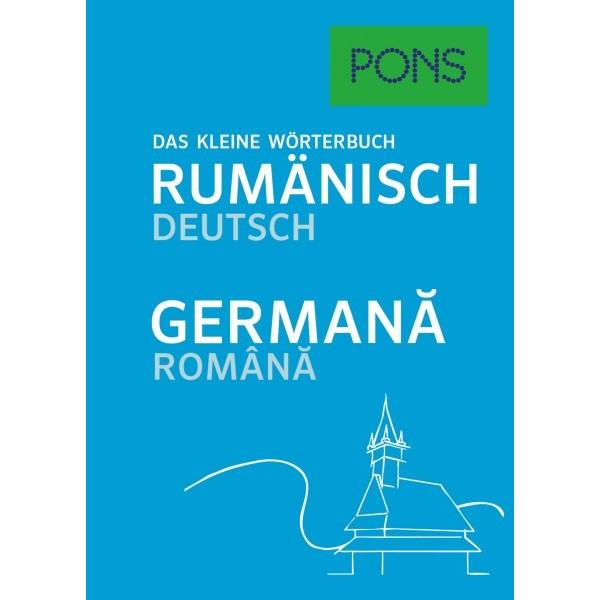 PONS Das kleine Wörterbuch Rumänisch