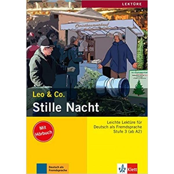 A2 Stille Nacht mit Audio CD, Elke Burger
