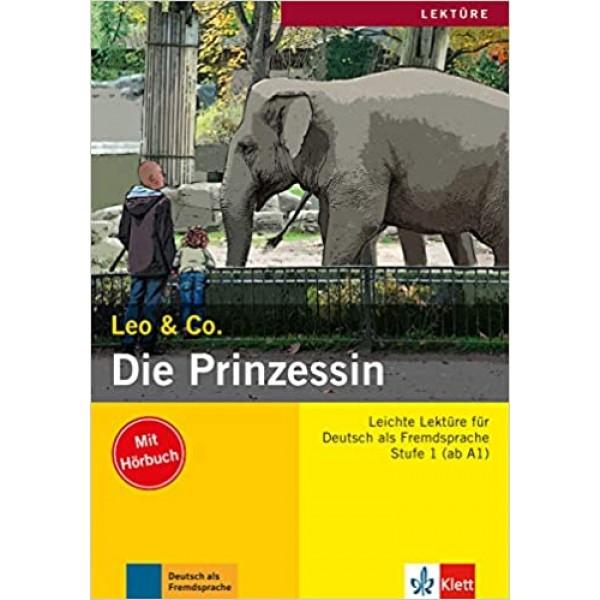 A1 Die Prinzessin  mit Audio CD, Elke Burger