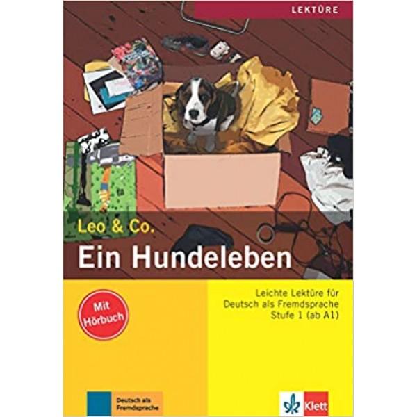 A1 Ein Hundeleben mit Audio CD, Elke Burger