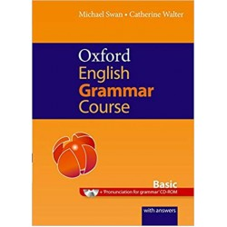 Oxford English Grammar Course: Basic: with Answers CD-ROM, Swan