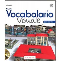 Nuovo Vocabolario visuale A1-A2 : Libro dello studente ed esercizi