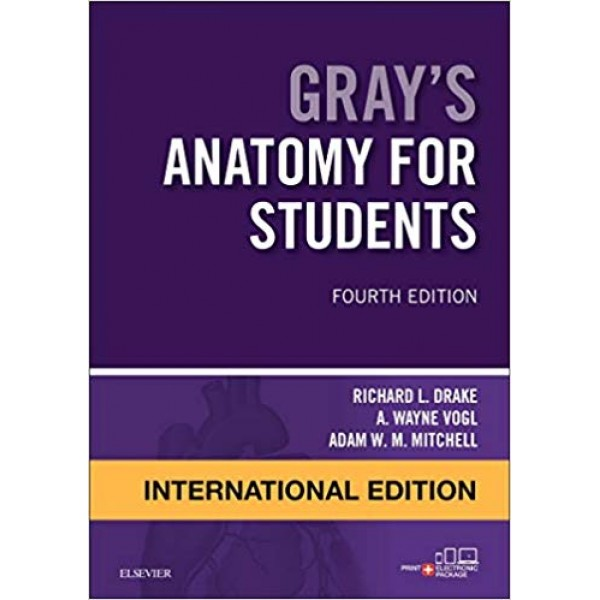 Grays Anatomy for Students 4th Edition, Drake