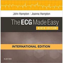 The Ecg Made Easy 9th Edition , Hampton