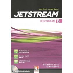 JETSTREAM Intermediate Combo Part B Student's Book and Workbook