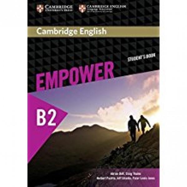Cambridge English Empower B2 Upper Intermediate Student's Book