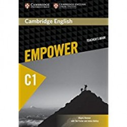 Cambridge English Empower C1 Advanced Teacher's Book