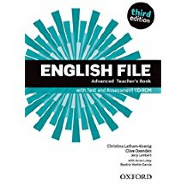 English File Advanced Third Edition Teacher's Book and Test Assessment CD-Rom