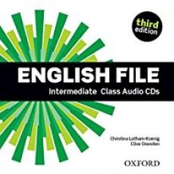 English File Intermediate Third Edition Class Audio CD