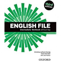 English File Intermediate Third Edition Workbook without key