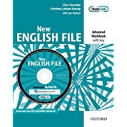 New English File Advanced Workbook with Key and Multi-Rom Pack