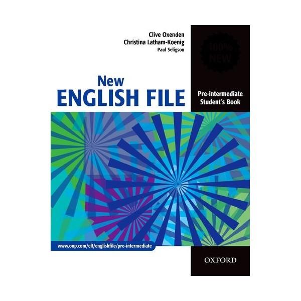 New English File Pre-intermediate Student's Book Second Edition