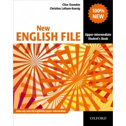 New English File Upper Intermediate Student's Book Second Edition