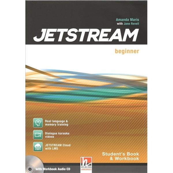 JETSTREAM Beginner Combo Full Edition Student's Book and Workbook