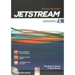 JETSTREAM Elementary Combo Part A Student's Book and Workbook