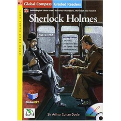 Sherlock Holmes with MP3 Audio CD, B1.1 Level