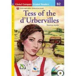 Tess of the d'Urbervilles with MP3 Audio CD, B2 Level
